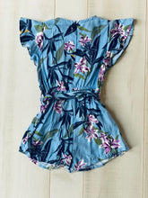 Veronica Shorty Romper