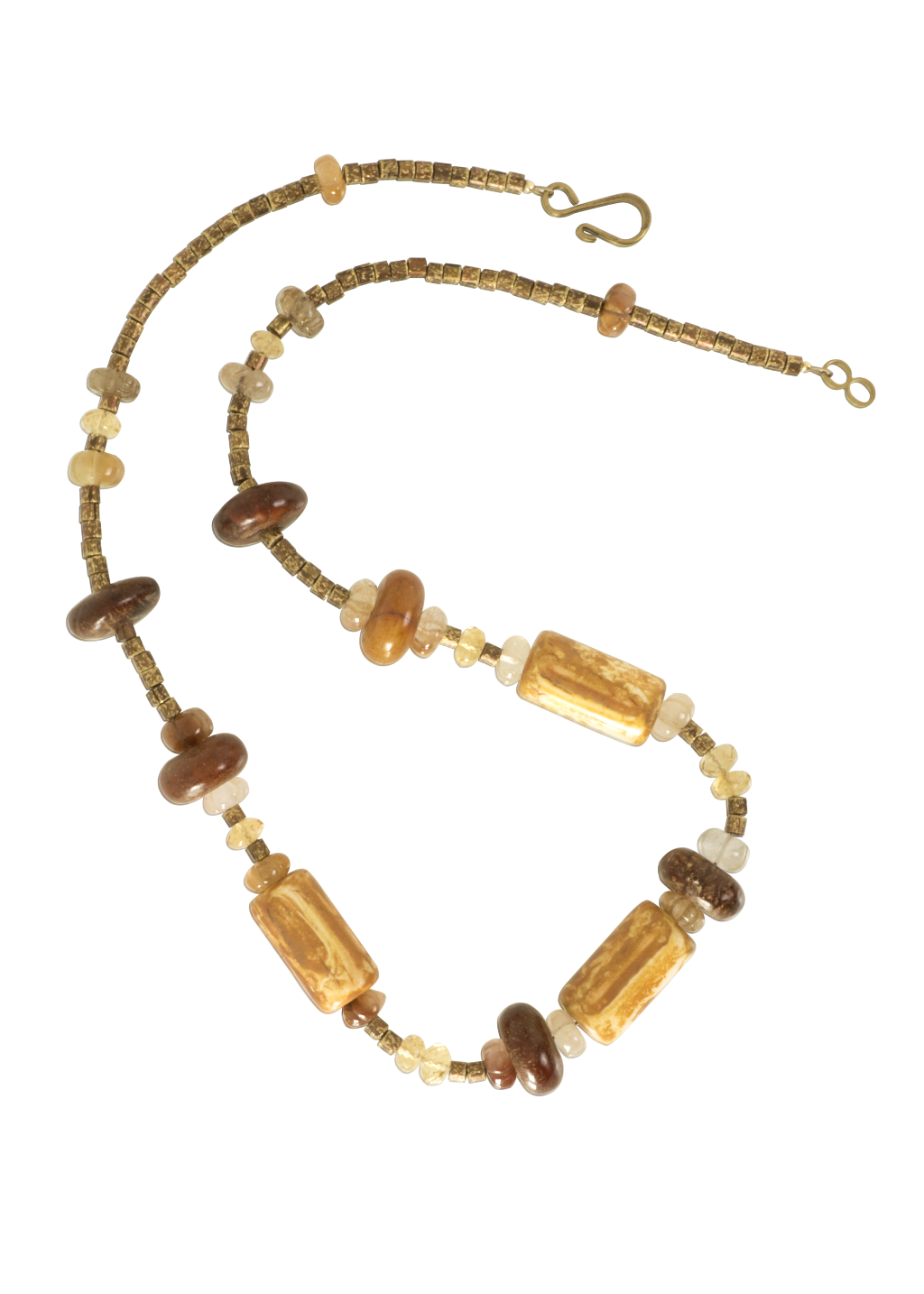 Jasper Stone Necklace