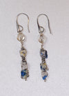 K2 Earrings Swarovski & Stone Drops