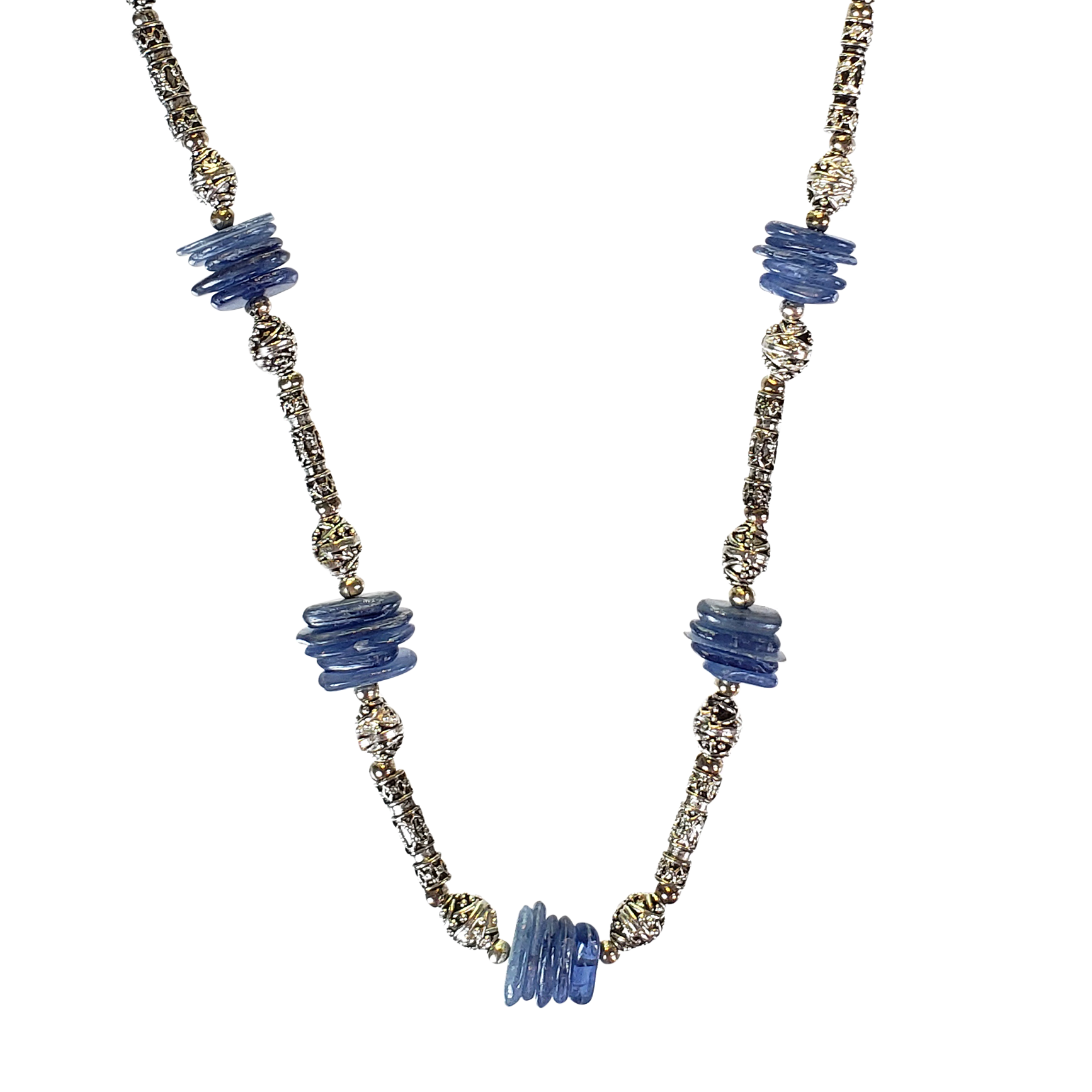 Kyanite Stacks Necklace