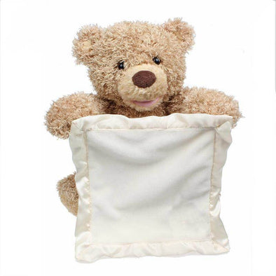 "Teddy Bear - L'ours ""Coucou"""