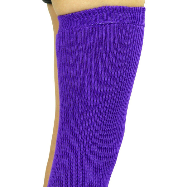 ToBeInStyle Women's Long Thigh Hi Separated Leg Warmers