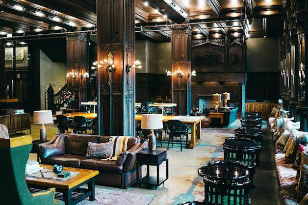 Chicago Athletic Association Hotel opens… Book Your Stay Now