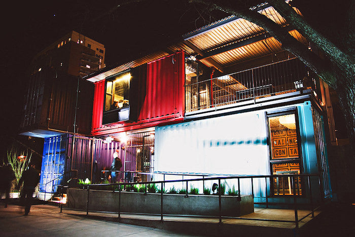 The Container Bar – Austin, Texas
