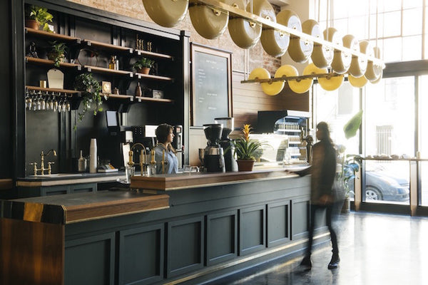 Ace Hotel New Orleans - coffee bar