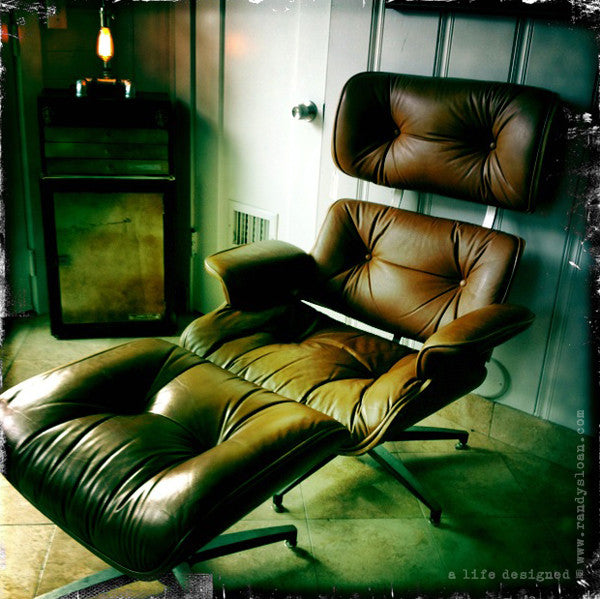 eames lounge chair replica sold by a life designed
