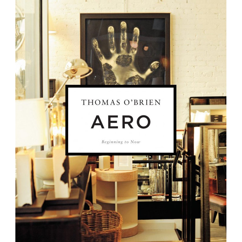 Aero: Beginning to Now by Thomas O'Brien available @ A Life Designed