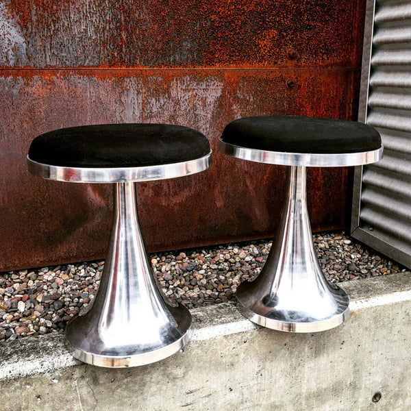 modern designer stools available at A Life Designed