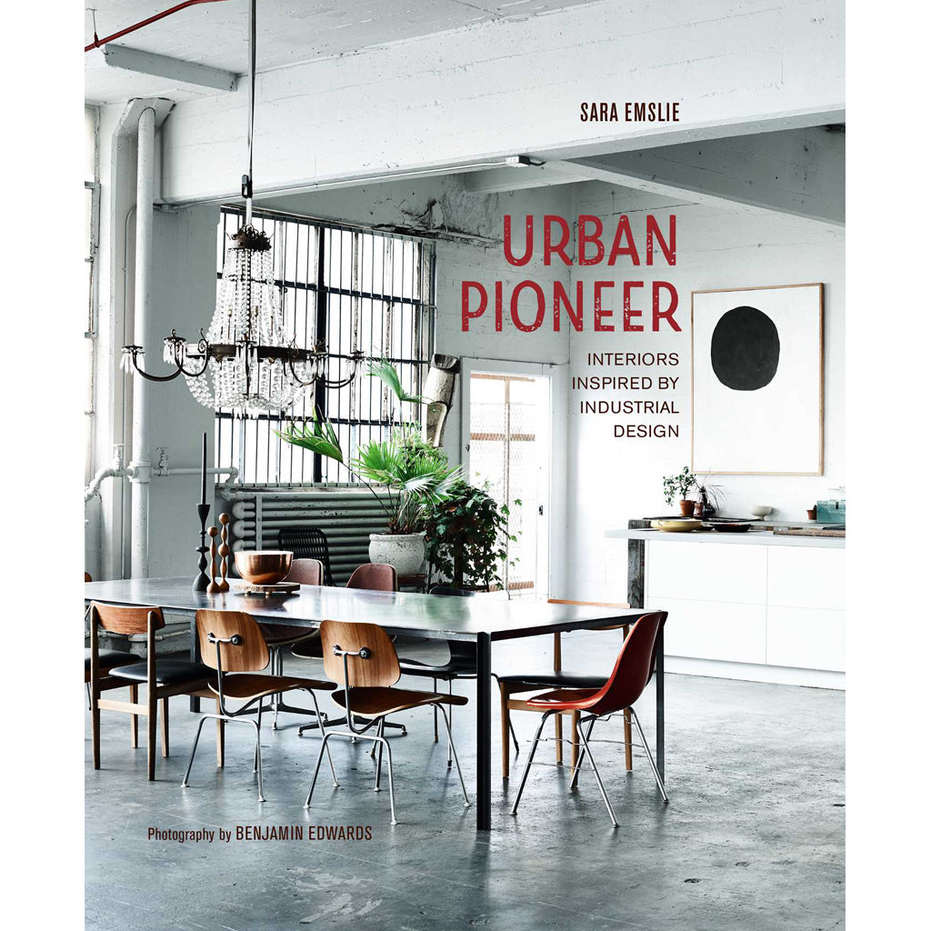 Urban Pioneer by Sara Emslie available @ A Life Designed
