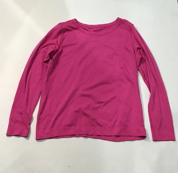 LULULEMON  Pink Athletic Top Size 14