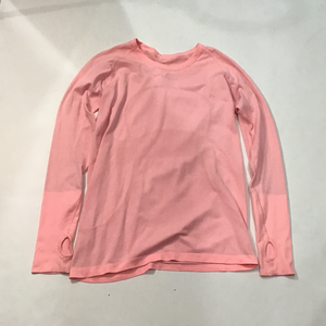 LULULEMON Pink Long Sleeve Size 12