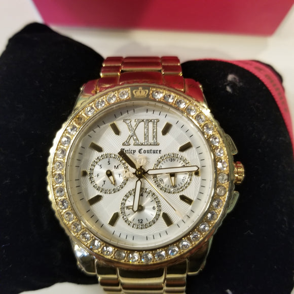 JUICY COUTURE Pedigree Womens Watch