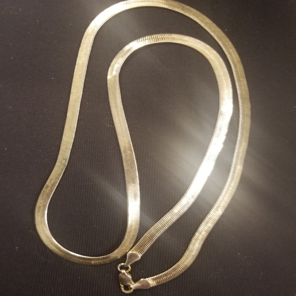 14 K Gold 24 inch Necklace