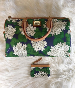 DOONEY & BOURKE Side Pocket Satchel