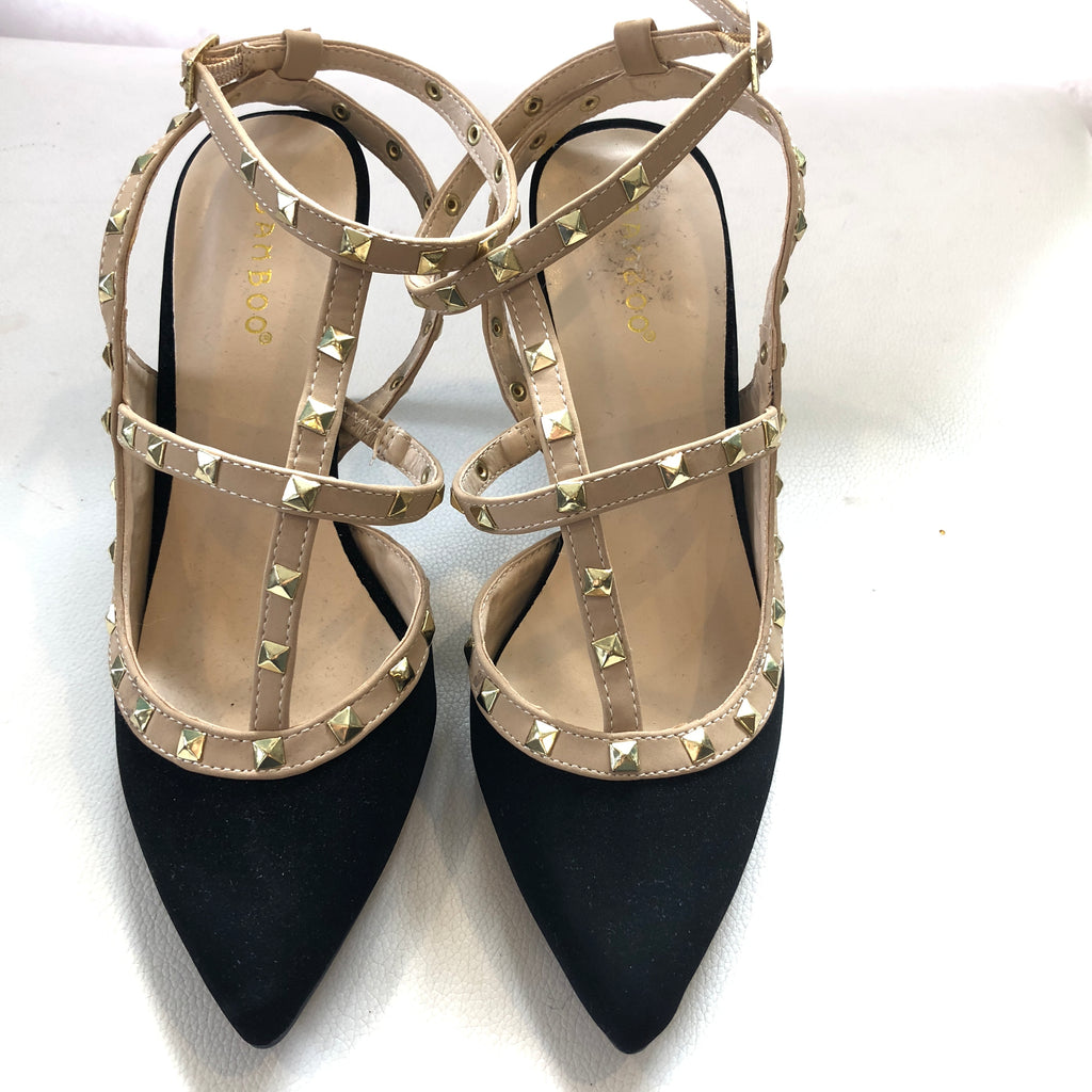 BAMBOO Valentino Inspired Pumps