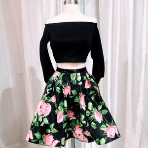 SHERRI HILL SHORT TWO PIECE SIZE 2