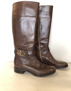 MICHAEL KORS Bryce Riding Boot