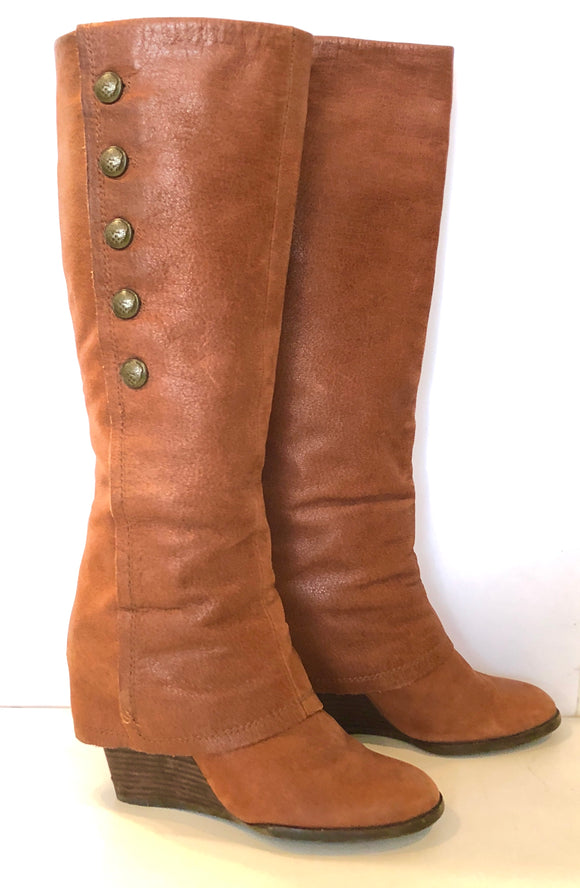VINCE CAMUTO Almay Knee High Boot
