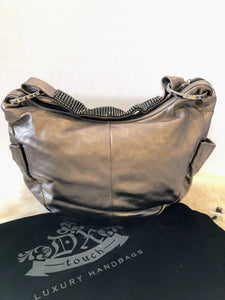 DX TOUCH Miami Metallic Hobo
