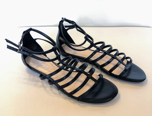 NINE WEST About That Gladiator Sandal
