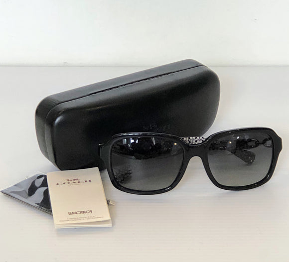 COACH L081 Ashley Sunglasses