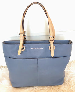 MICHAEL KORS Jet Set Top Zip Tote