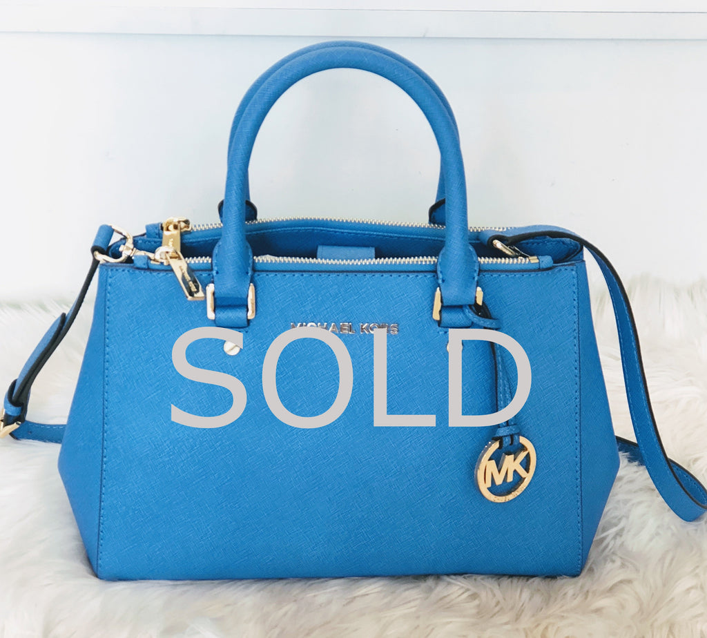 MICHAEL KORS Sutton Small Satchel