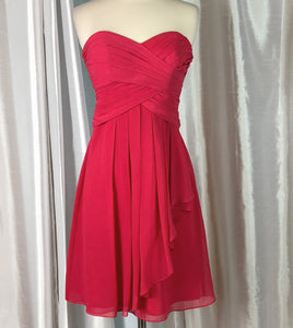 DAVID'S BRIDAL Short A-line Dress Size 2