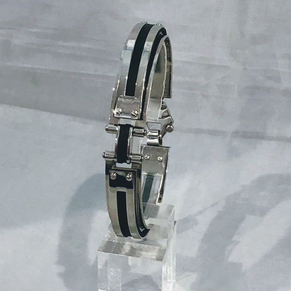 CHISEL Men's Hinged Bracelet