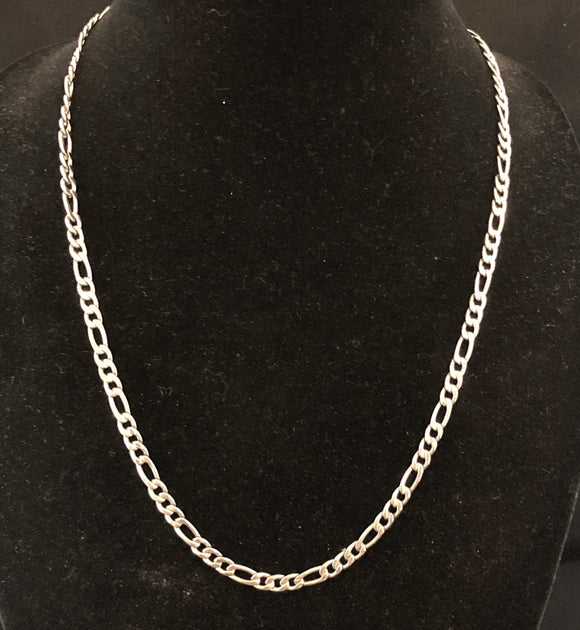 CHISEL Men's Figaro Necklace