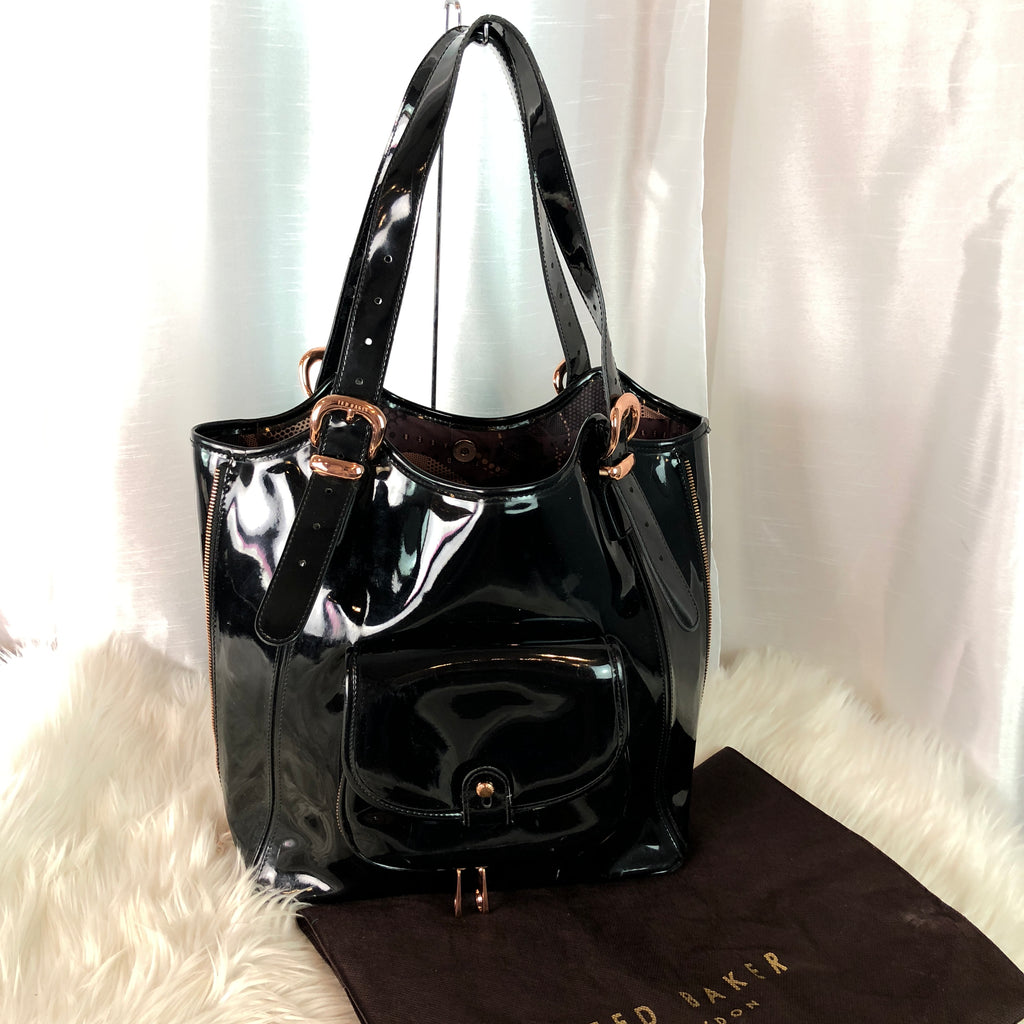 TED BAKER Expandable Tote