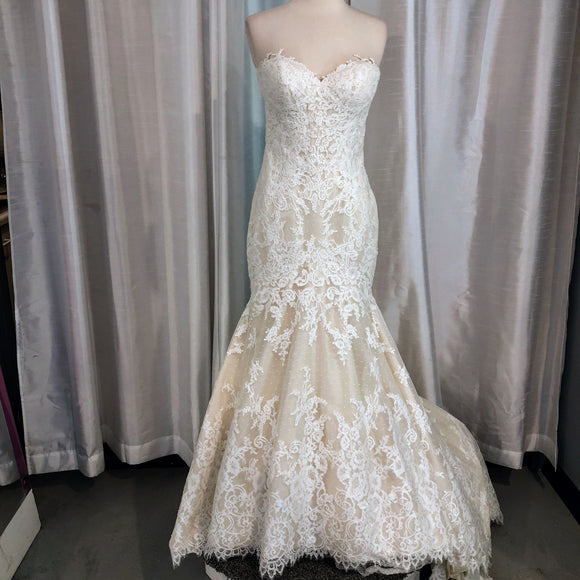 MATTHEW CHRISTOPHER Cosette Wedding Gown