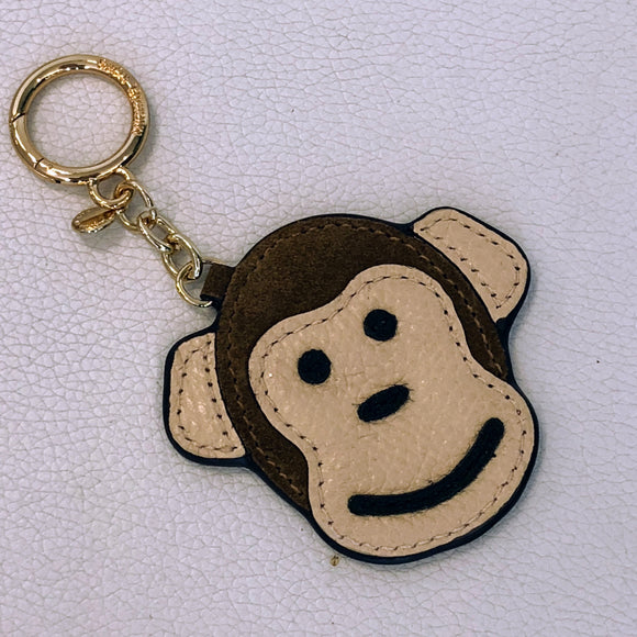 MICHAEL KORS Monkey Business Key Fob Charm