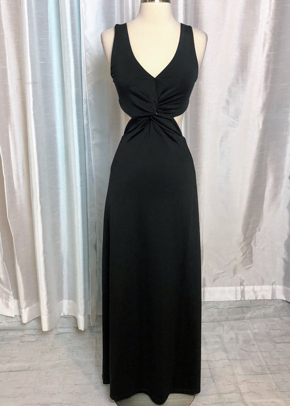 LIGALI Long Dress Size S NWT