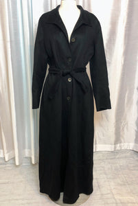 LA PERLA Long Dress Coat