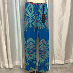 HALE BOB Wide Leg Printed Pants