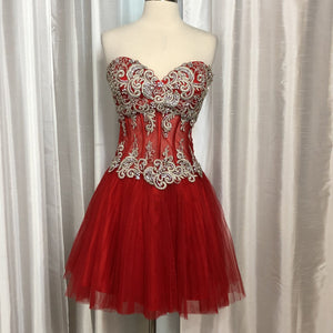 JOVANI Short Dress Size 12