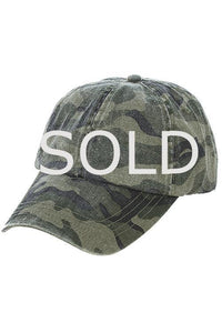 NEW WITH TAGS Camoflouge Ball Cap