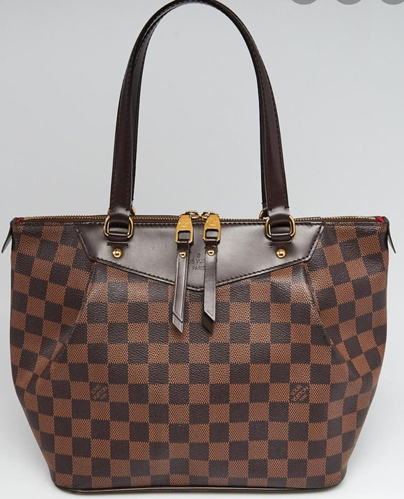 LOUIS VUITTON Damier Ebene Westminster PM