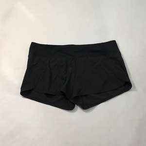 LULULEMON Black Shorts Size 12