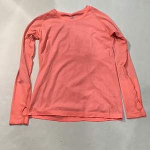 LULULEMON Salmon Pink Top Size 12