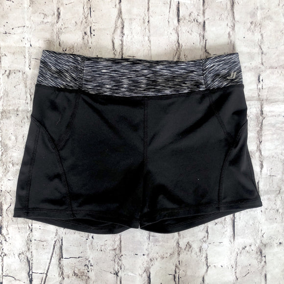 BOUTIQUE Black Workout Shorts Size S
