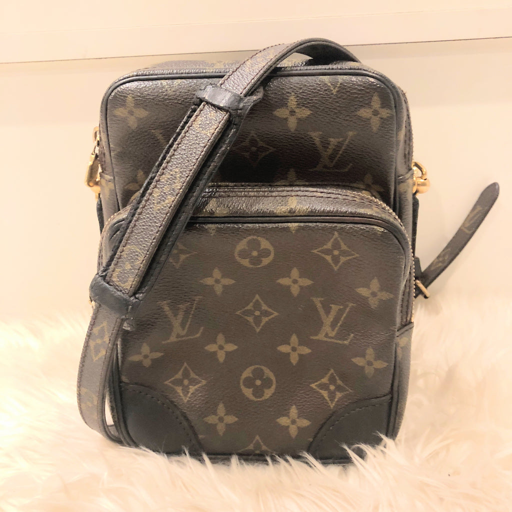 LOUIS VUITTON MONOGRAM VINTAGE AMAZON CROSSBODY