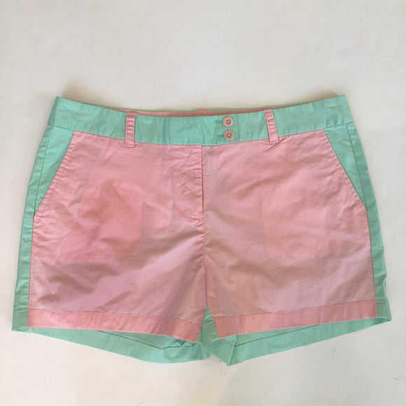 VINEYARD VINES Baby Pink and Mint Green Shorts Size 14