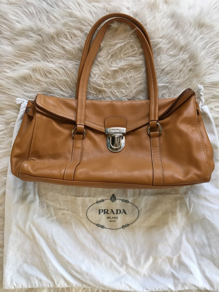 PRADA Buffalo Easy Shoulder Bag
