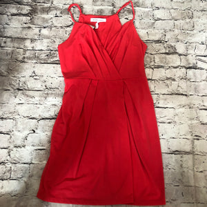 BCBG Short Red Dress Size S