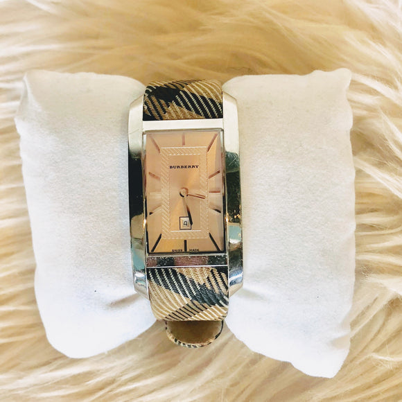 BURBERRY HERITAGE COLLECTION UNISEX WATCH