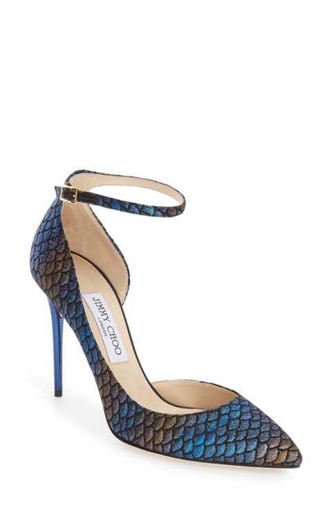 JIMMY CHOO Lucy 100 Pumps