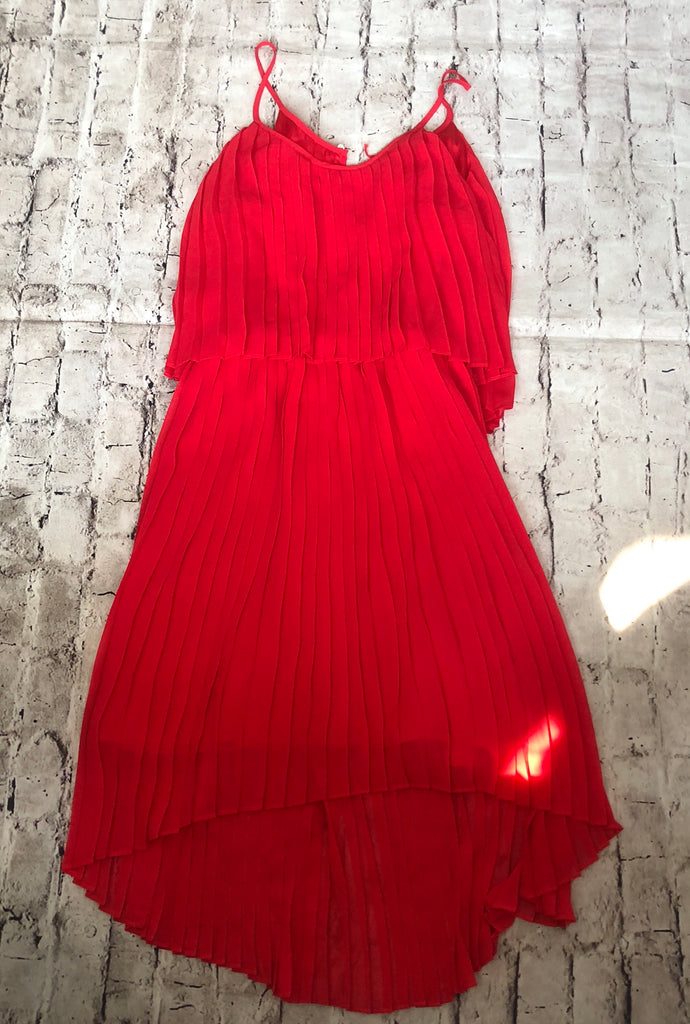 EXPRESS Red Short Dress Size S NWT