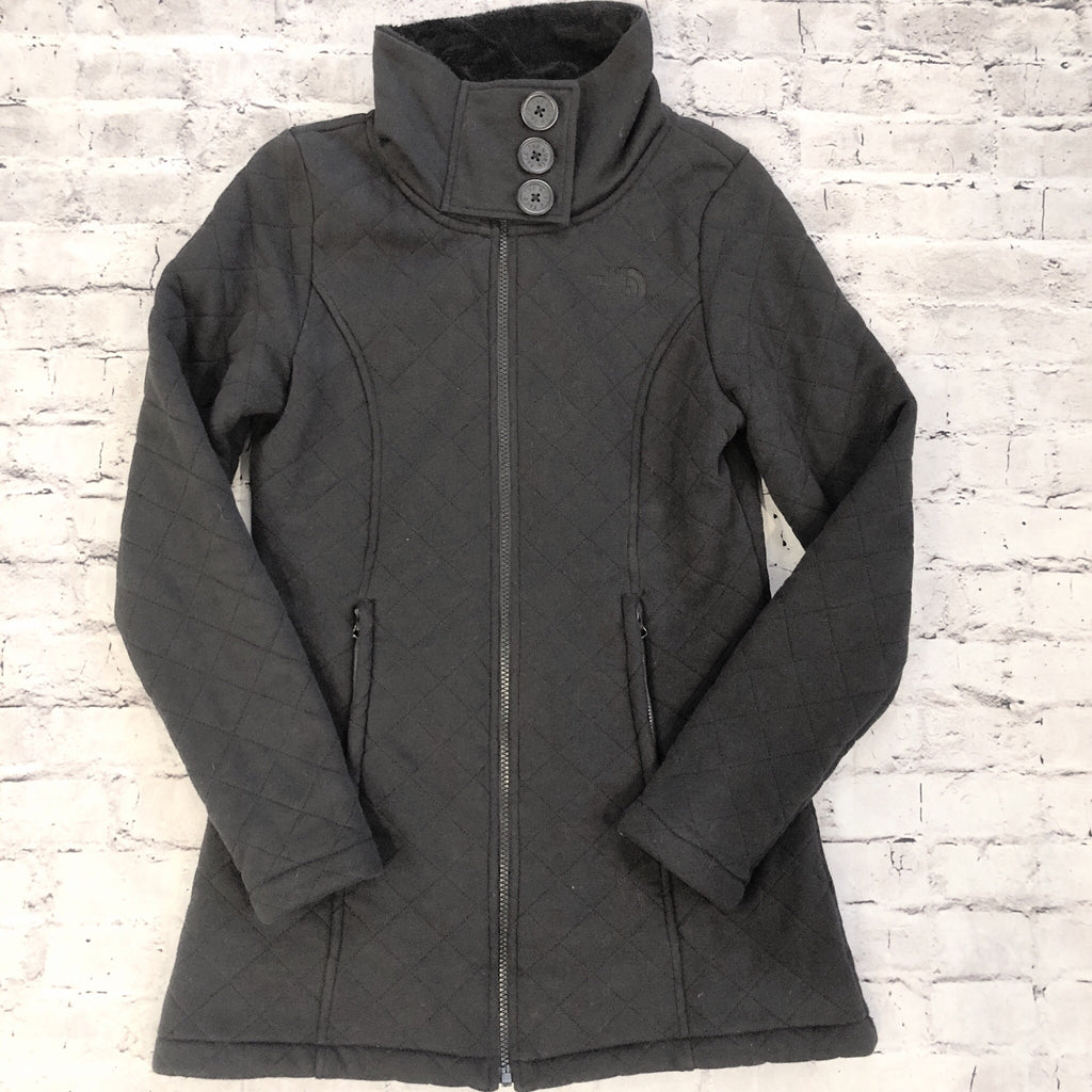 THE NORTH FACE CAROLUNA QUILTED JACKET SIZE SMALL